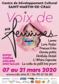 Festival-Voix-de-Femmes Saint Martin de Crau