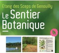 Idée de Sortie Saint Outrille Sentier botanique