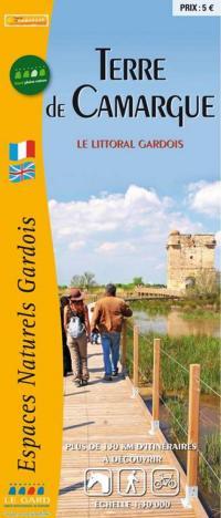 TERRE DE CAMARGUE LE LITTORAL GARDOIS Montpellier
