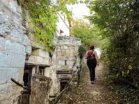 Cité royale et sentiers secrets Tauxigny