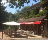 Restaurant Fougerolles L´auberge de la chaumerette