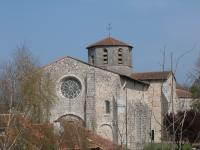 Idée de Sortie Eymouthiers Eglise Notre Dame de Bussière-Badil