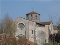 Idée de Sortie Eymouthiers Eglise Notre-Dame de la Nativité