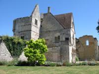 Idée de Sortie Senlis Vestiges du Château royal et Parc