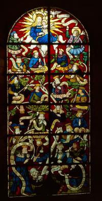 Idée de Sortie Courcelles sur Voire Eglise Notre-Dame-de-l'Assoption