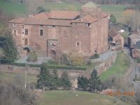Idée de Sortie Rebourguil Château de St Izaire