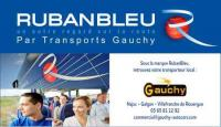 Idée de Sortie Montbazens SAS Transports Gauchy - Groupe Ruban Bleu