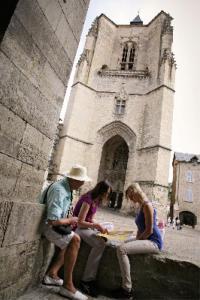 Idée de Sortie La Rouquette Bastide de Villefranche de Rouergue - Visite guidée du centre ancien