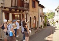 Idée de Sortie Saint André de Najac Visites guidées de Najac