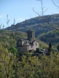 Idée de Sortie Saint Sernin sur Rance Eglise Romane St Martin