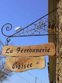 Idée de Sortie Lédergues La Ferronnerie Boisée - Ferronnier/sculpteur