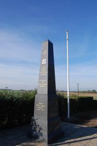 Idée de Sortie Ardeuil et Montfauxelles Monument américian du 369ème RI et du 15ème RI de couleur