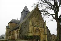 Idée de Sortie Coulommes et Marqueny Eglise Saint-Laurent