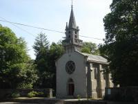 Site de Pont Calleck - Chateau et chapelle Sainte-Anne des Bois Morbihan