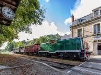 Train Touristique et musée ferroviaire Saint Martin du Bois