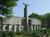 Idée de Sortie Pasly Soissons, art déco - Monument Guy de Lubersac