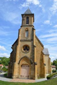 Idée de Sortie Saint Étienne à Arnes Église Saint Pierre et Saint Paul