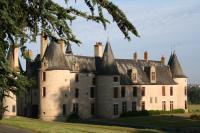 Chateau et jardin de la Roche-Faton Deux Sèvres