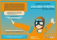 Idée de Sortie Jarménil REPRISE DES ATELIERS-THÉÂTRE 2020 / 2021