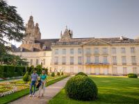Musée des Beaux-Arts et son jardin Tours