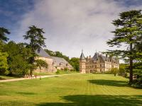 Chateau de la Bourdaisière Indre et Loire