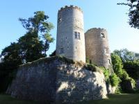 Chateau de Cinq-Mars et Parc Indre et Loire