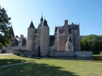 Chateau du Moulin Loir et Cher