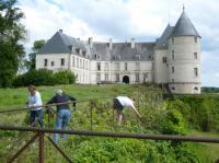 Idée de Sortie Saint Germain des Bois Château de Châteauneuf-sur-Cher