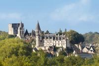Cité royale de Loches Indre et Loire