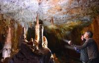 Idée de Sortie Labastide de Virac Aven Grotte Forestière