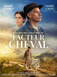 Idée de Sortie Augy Cinéma Itinérant : L'incroyable histoire du facteur Cheval
