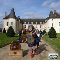 Idée de Sortie Saint Agnan Chasse aux trésors : le trésor du Petit Prince Eugène