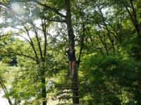 Idée de Sortie La Capelle Balaguier Accrobranche au Lac aux oiseaux