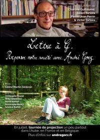 Idée de Sortie Saint André les Vergers Projection du film Lettre à G. - Repenser notre société avec André Gorz