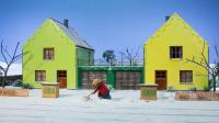 Idée de Sortie Chambry CinéMal à Laon : Pat et Mat en hiver