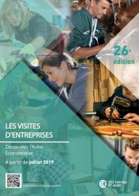 Idée de Sortie Lusigny sur Barse Les Visites d'entreprises 2019 - Didier Barbe Entreprise