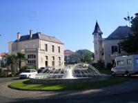 fontaine mairie Capbreton