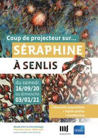 Idée de Sortie Senlis Visite guidée Sur les pas de Séraphine