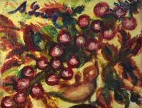 Idée de Sortie Senlis Les rendez-vous de midi: Séraphine Louis, Branche de cerisier et oiseau, une nouvelle acquisition