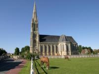 Idée de Sortie Saint Aubin sur Mer Visite commentée de l'Église