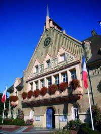 Idée de Sortie Saint Gobain Printemps de l'Art Déco : Visite guidée : La mairie de Tergnier