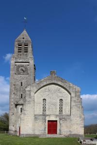 Idée de Sortie Vaucelles et Beffecourt Printemps de l'Art Déco : Visite guidée : L'Art Déco - Le sacré à la campagne : l'église Saint-Hilaire de Montbavin