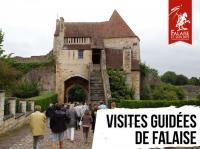 Idée de Sortie Saint Pierre du Bû Visites guidées de Falaise