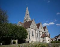 Idée de Sortie Troësnes Visite guidée de l'église de Marolles
