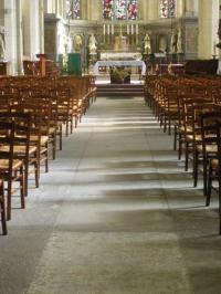 Idée de Sortie Nesles la Montagne Visite guidée de l'église Saint Crépin