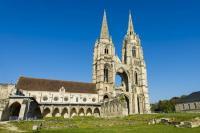 Idée de Sortie Soissons Visite guidée de l'Abbaye Saint-Jean-des-Vignes