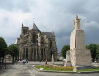 Idée de Sortie Rozières sur Crise Visite de l'église Saint-Waast