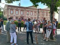 Idée de Sortie Villefranche de Lauragais JEP 2020 : VISITE DE VILLEFRANCHE-DE-LAURAGAIS