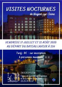 Idée de Sortie Fontaine Mâcon Visites nocturnes de Nogent-sur-Seine
