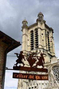 Idée de Sortie Troyes « Visite du cellier Saint-Pierre »